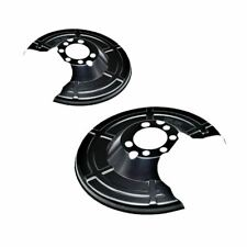 Opel Vauxhall Astra G H 1998-2016 Rear Brake Disc Covers Pair