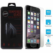 "New For Apple 4.7"" iPhone 6 Premium Slim Tempered Glass Film Screen Protector 2X"