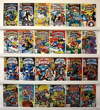 Captain America Vol 1  Lot of 42 comics   NM    See below for issue numbers