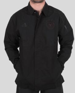 Adidas Men's Germany DFB National Team Jacket BLACK SIZE S Or L