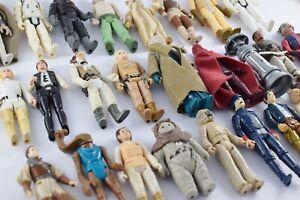 Vintage Star Wars Figurines Très Pas Cher Veuillez Choisir De Sélection Prix Bas