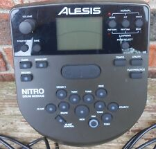 Alesis DM7X Nitro Percussion Module with Manual