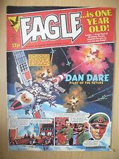 COMIC- EAGLE DAN DARE PILOT OF THE FUTURE 26 MARCH 1983 No.53