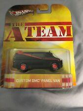 Hot Wheels Retro Entertainment The A Team Custom Gmc Panel Van