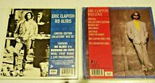 ERIC CLAPTON Limited Edition Box Sets, complete, Live track, 7'' singles