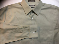 New Nordstrom Men's Dress Shirt Smartcare Wrinkle Free Trim Fit 15-1/2 34/35