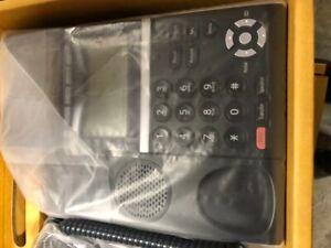 NEC Univerge ITZ-8LDG-3 Gigabit IP Phone Set of (3) (660018)