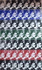 madonna screenprint andy warhol popart