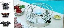 """Kisag/cucina a gas stufa portatile colore rosso 20cm diametro altezza 10cm (8.1x4"""""""