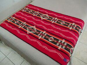 Vintage Beaver State PENDLETON Wool Blanket or Shawl, Native-American, Southwest