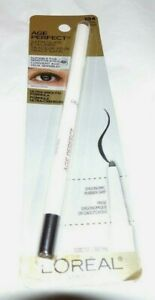 LOREAL AGE PERFECT SATIN GLIDE EYE LINER/CHARCOAL/NEW