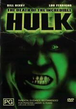 The Death of the Incredible Hulk  - DVD - NEW Region 4