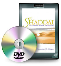 DVD: El Shaddai (1 DVD) - DVD Video by Kenneth Hagin, Sr.