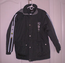 New Fido Dido Mens Hooded Jacket Size 18