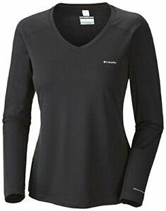 Columbia Women's Zero Rules Long Sleeve Running Shirts Sizes XS-S