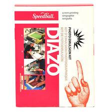 Speedball Diazo Photo Emulsion Kit