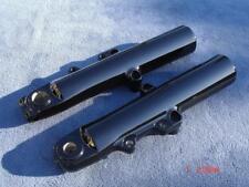 Harley Gloss Black Lower Fork LEGS 14-19 Touring Ultra Glide FLHTC