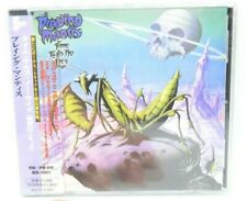 Time Tells No Lies [Japan Bonus Tracks] by Praying Mantis (Cd, Aug-1996, Pony)