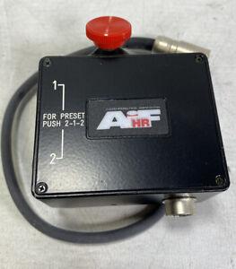 Angenieux AIF HR Lens controller M93-ST