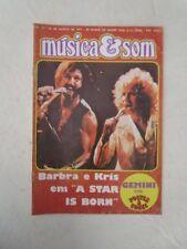 portuguese magazine year 1977 barbra streisand on cover