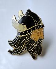 ZP80 Viking Lapel Pin Badge Brooch Scandinavian Seafaring Pirate
