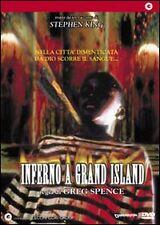 Inferno a Grand Island (1996) DVD