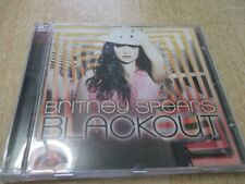 BRITNEY SPEARS  blackout  ISRAELi ISRAEL CD