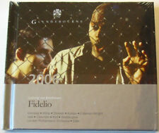 BEETHOVEN  FIDELIO (BOX 2CD)  ELDER GLYNDEBOURNE  NEUF SCELLE