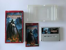Super Famicom Nosferatu Nintendo sfc SNES JAPAN Import Game with BOX & MANUAL!!