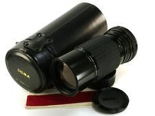 Sigma Zoom Multi-Coated 100-200mm 1:4.5 f:4.5 Lens No. 908355 Pentax K Mount