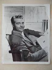 """Red Skelton Autographed 8"""" X 10"""" Photograph from Estate"""