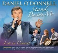 Stand Beside Me 5014797760592 by Daniel O'donnell CD With DVD