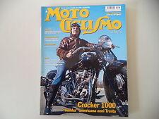 MOTOCICLISMO D'EPOCA 3/2006 GILERA 150 SPORT/CROCKER 1000/BERNARDET 250/BENELLI