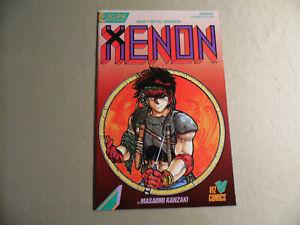 Xenon Heavy Metal Warrior #1 (Eclipse 1987) Free Domestic Shipping