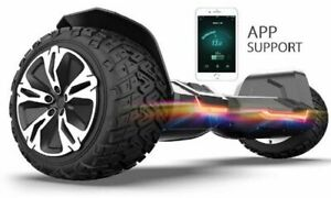 """G2 WARRIOR PRO 8.5"""" All Terrain Off Road Hoverboard With APPs UL2272 15 - 17mph"""