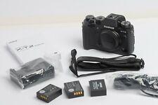 Fujifilm X-T2 24.0MP Digital SLR Camera - Black (Body Only-no lens)