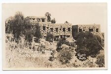 1930s RPPC Zane Grey Home at Santa Catalina CA