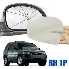 Replacement Side Mirror RH 1P + Adhesive for FORD 2001-2007 Escape
