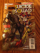Suicide Squad #3 - The New 52 Series - Harley Quinn Cover