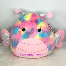 "Butterfly 16"" Squishmallow Wren NWT Stuffed Animal Ultra Soft Plush Toy Pillow"