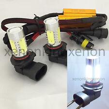 9006-HB4 CREE Q5 LED Projector Plasma Xenon 6000K White 2x Bulb #n7 Fog Light