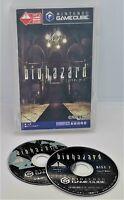 Biohazard (Resident Evil) Video Game for Nintendo GameCube NTSC-J JAPANESE