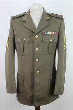 ALBATROS Olive Army Dres Jacket size 50 Drop 9