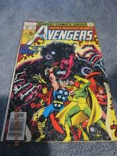 The Avengers #175 Sept. 78 Marvel Comics  Earth mightiest hereos