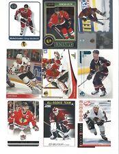 Lot of 1500 Chicago BLACKHAWKS Hockey Cards Set Boxed Packs - Kane Toews Chelios
