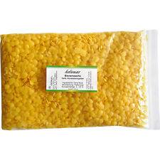 Dalimar Bienenwachs Chips Pastillen 100 % rein für Naturkosmetik 100 g