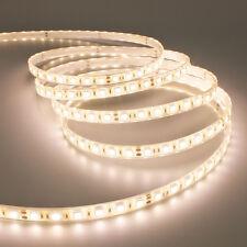 STRISCIA LUCE LED BIANCA NATURALE SMD 5050 5 METRI 300 LED IMPERMEABILE SC0
