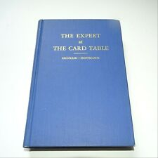 More details for erdnase expert at the card table hardbound fleming edition + critical comments