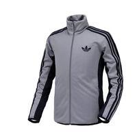 adidas Originals Street Diver TT Men Jacket Grey/Navy Contrast Z38424 Firebird