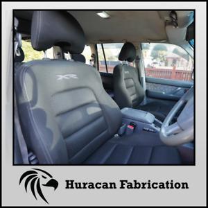 Seat Upgrade Kit 80 series landcruiser seat adapter plate fj80 fzj80 hdj80 hzj80
